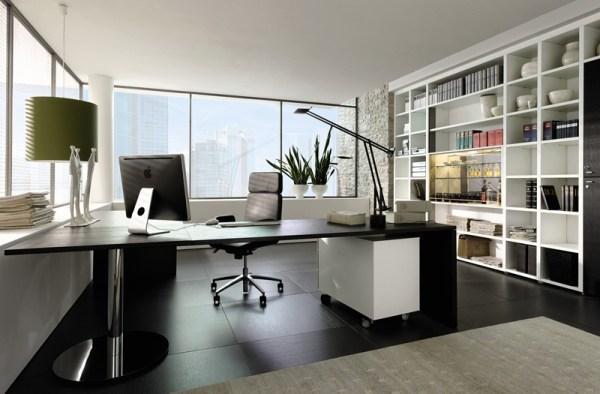 现代办公室布局设计图包含哪些