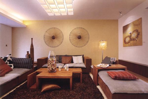 美式风格的别墅软装设计的几个特点