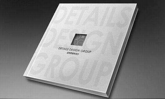 产品宣传画册封面设计注意事项