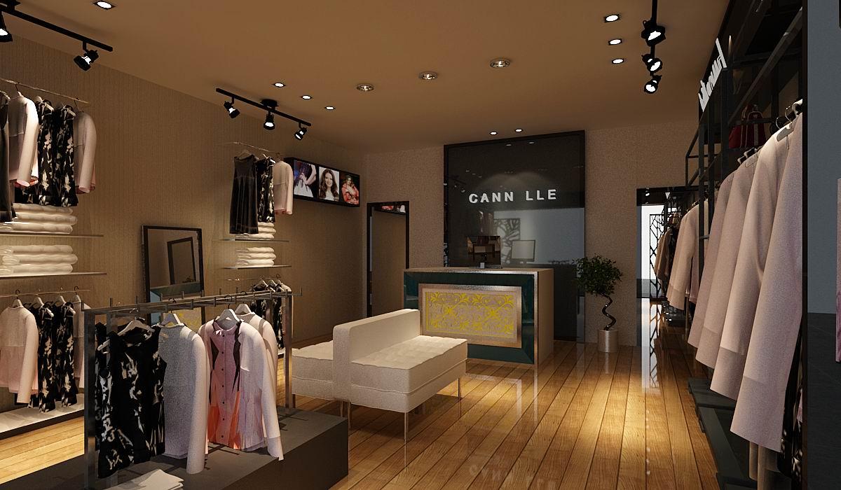服装专卖店面设计需要考虑的内容