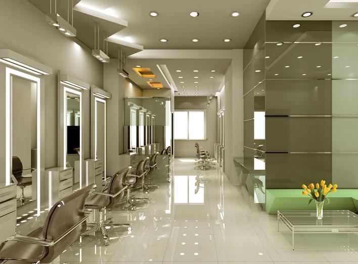 美容美发店门面装修设计重要提醒