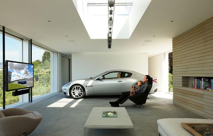 现代豪华别墅软装设计的特性