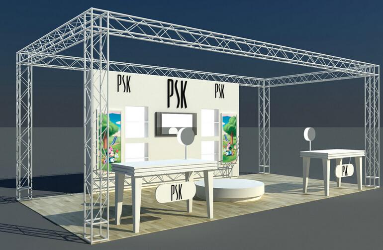 企业展示展览搭建服务指南