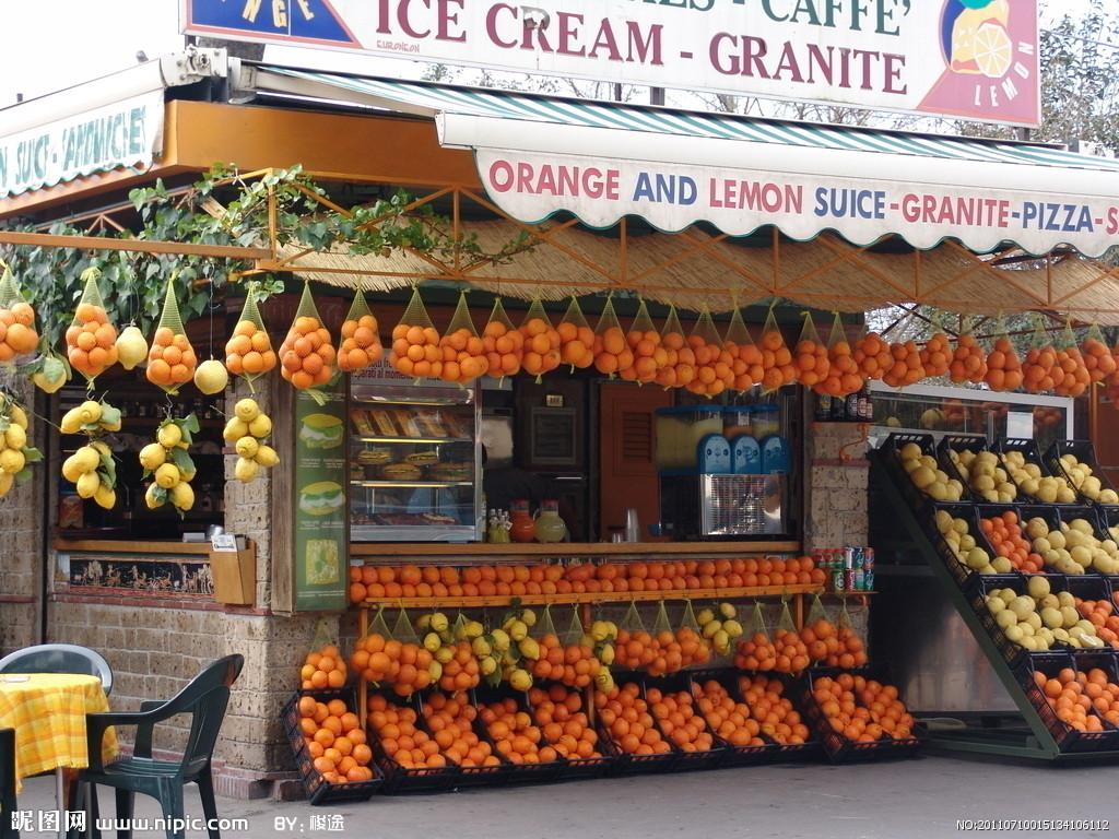 水果店店面装修设计注意规则