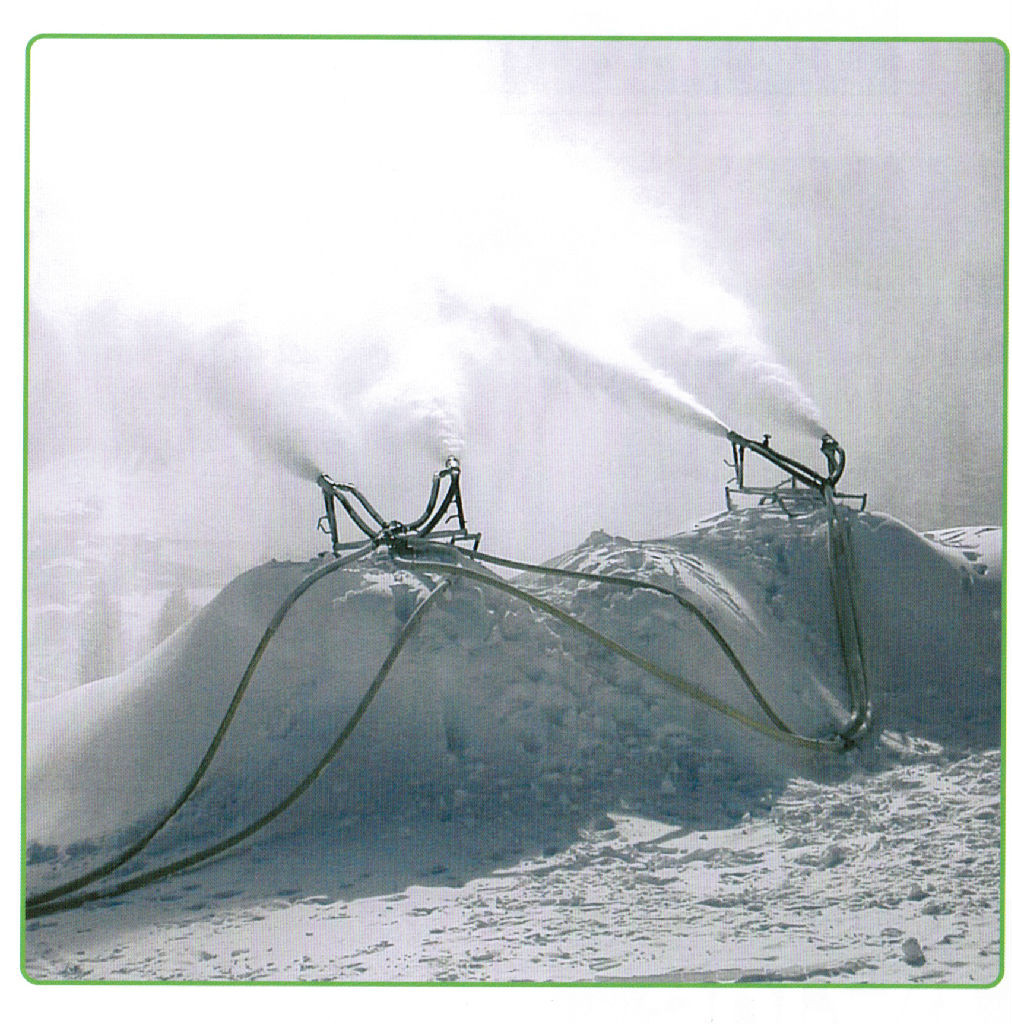 滑雪场规划设计的造雪系统规划设计