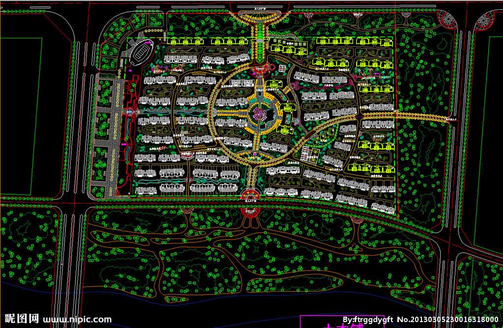 优秀住宅小区规划设计5大注意事项