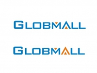 """""""Globmall""""字体设计"""