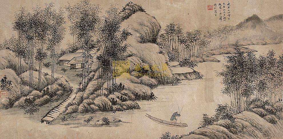 中国传统横幅尺寸叫法术语知识大放送