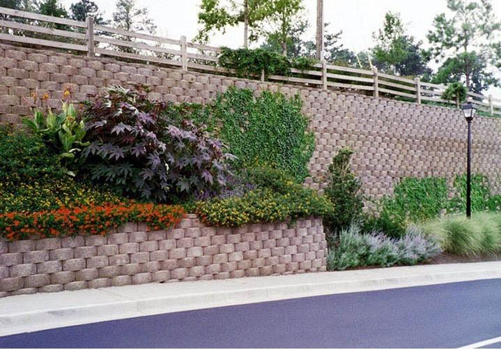 挡土墙设计的沉降缝和伸缩缝的选择