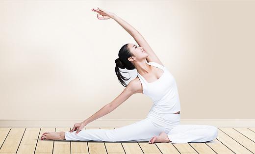 优胜美地瑜伽网页设计