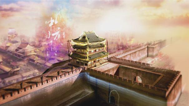 山西卫视-民族范中国风