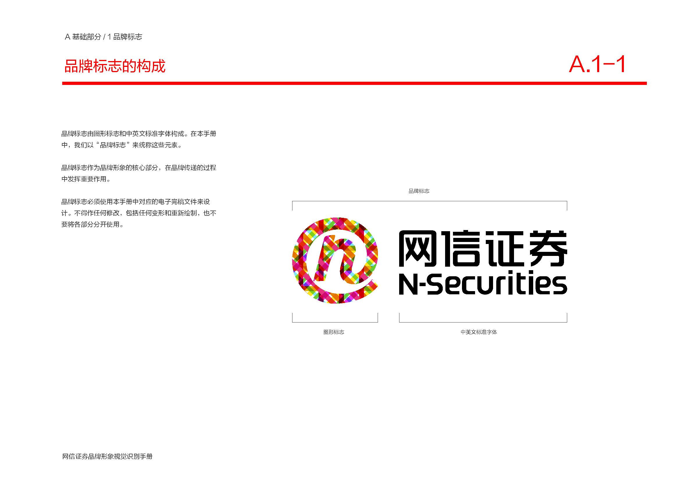 网信证券VI