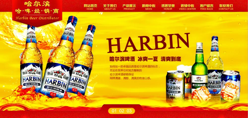 哈尔滨啤酒-翰诺网络公司