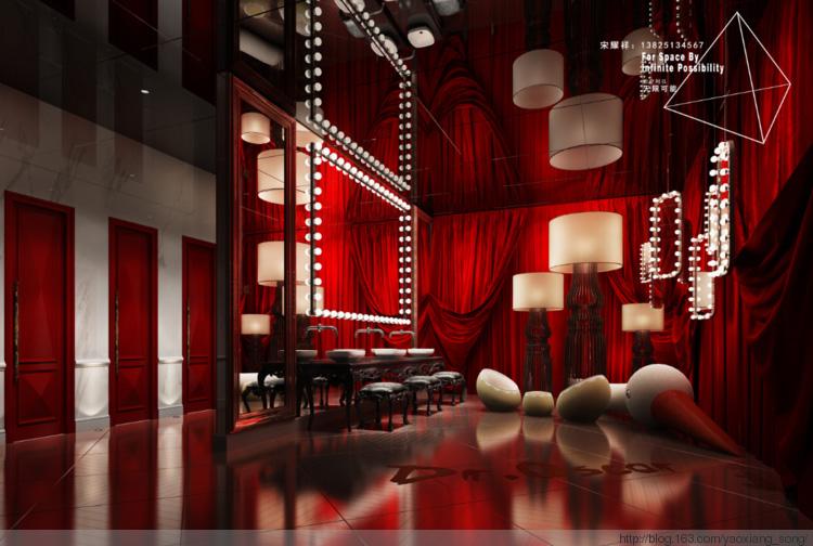 沈阳Dr.Oscar剧院式酒吧设计