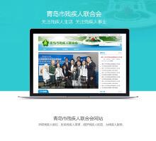 青岛残疾人联合会网站