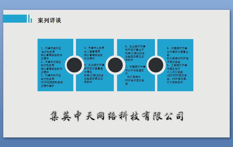 天津市地方税务局、公安局出入境管理局等管理软件开发