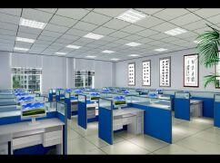 分析办公室装修的时候要不要选择玻璃