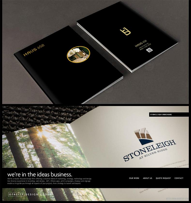画册、宣传册、样本、海报、DM设计