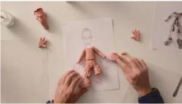 短片《Flippy的诞生》定格动画制作过程