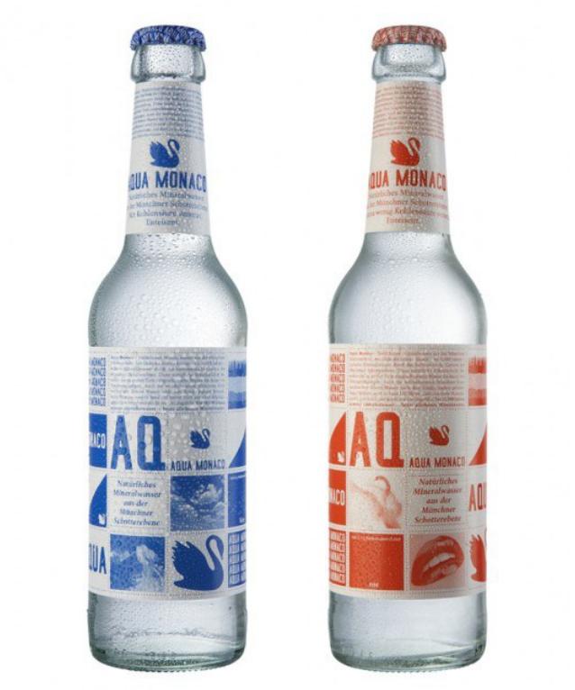 经典的瓶子设计赏析