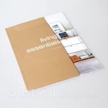 公司高档画册设计制作|骑马订装订|蝴蝶装订|胶装装订|烫金|烫银|UV工艺