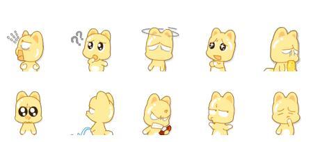 动漫设计——常规表情动作与特殊表情动作