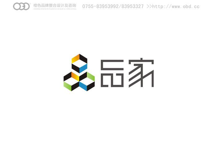 金科威科技【金科威品家品牌形象设计】