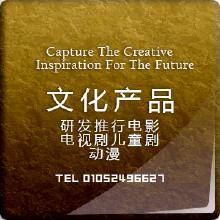 威客服务:[68461] 文化产品  研发推行电影  电视剧儿童剧   动漫