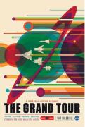 美国的航空航天宣传海报碉堡了