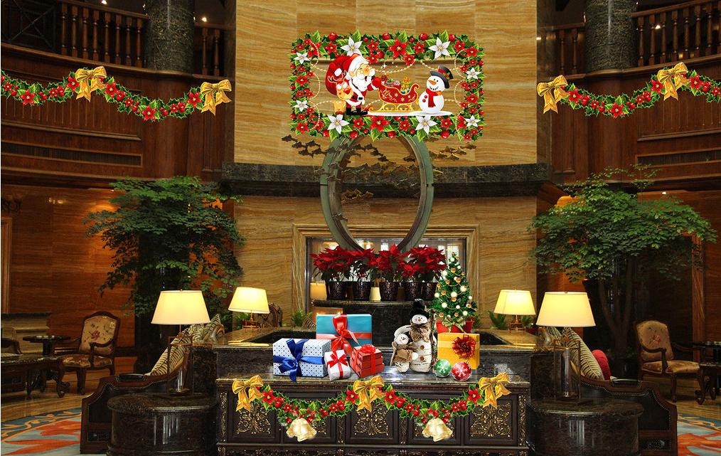 酒店圣诞节广告营销策划方案