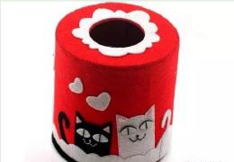 简单纸巾盒制作方法