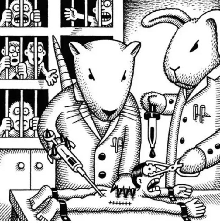 保护动物插画设计欣赏