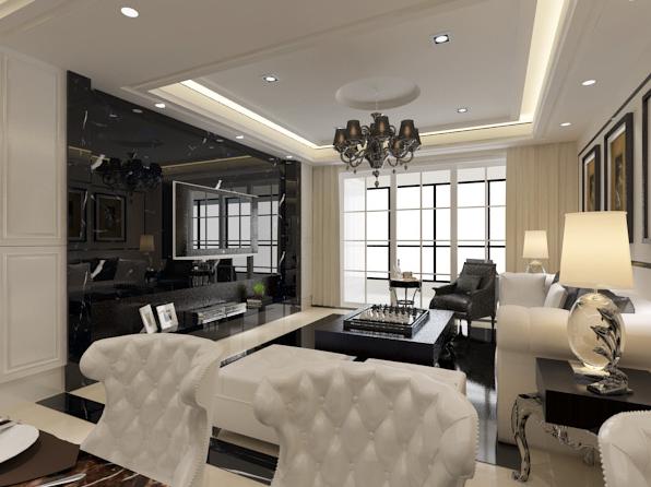 低调奢华欧式家居设计