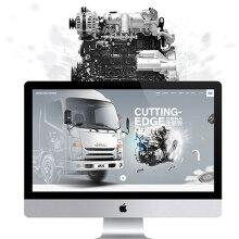 企业建站/金钻标准版企业网站建设
