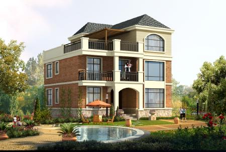 【省平台,七年工作室】自建房、别墅设计 国内外工程实例