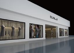 女装品牌VI设计欣赏,经典女装品牌专卖店VI设计欣赏