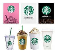 星巴克咖啡店VI设计赏析,为什么星巴克VI设计令人称道