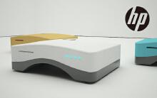 HP复合无线网路读取机