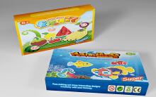 母婴用品 儿童玩具产品包装设计 积木/电动/芭比/益智/遥控