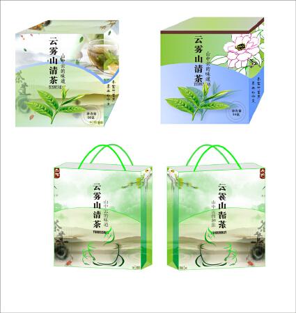 茶叶包装盒、手提袋等各式包装盒子手提袋
