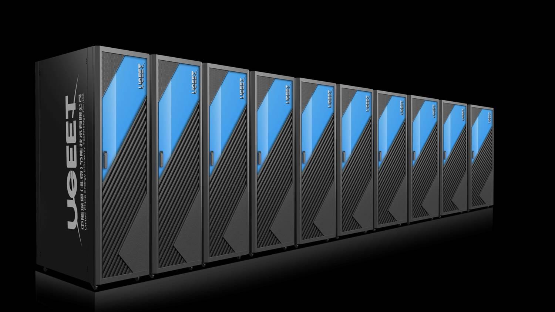 數據中心深冷機柜