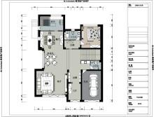 沈阳市跃层式居住空间设计