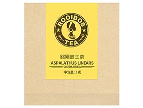 国外进口红茶内包装泡袋及标签设计