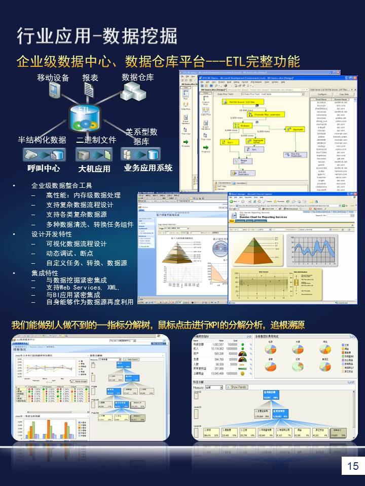 专业数据分析、报表