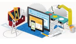企业网站开发对企业的好处,企业网站开发意义