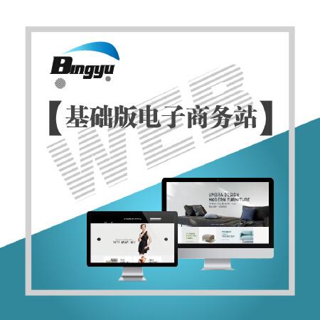 基础版电子商务网站开发