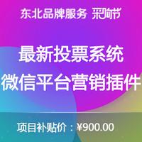 威客服务:[78478] 最新投票系统 微信平台营销插件