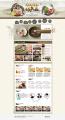 百度竞价专题单页设计