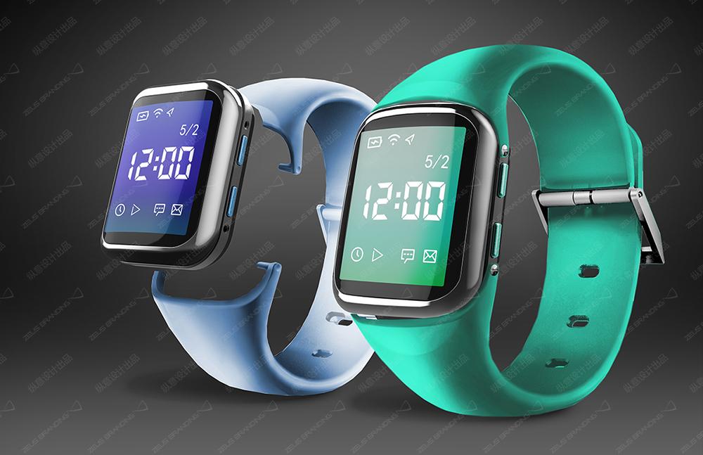 智能手表設計 產品外觀設計