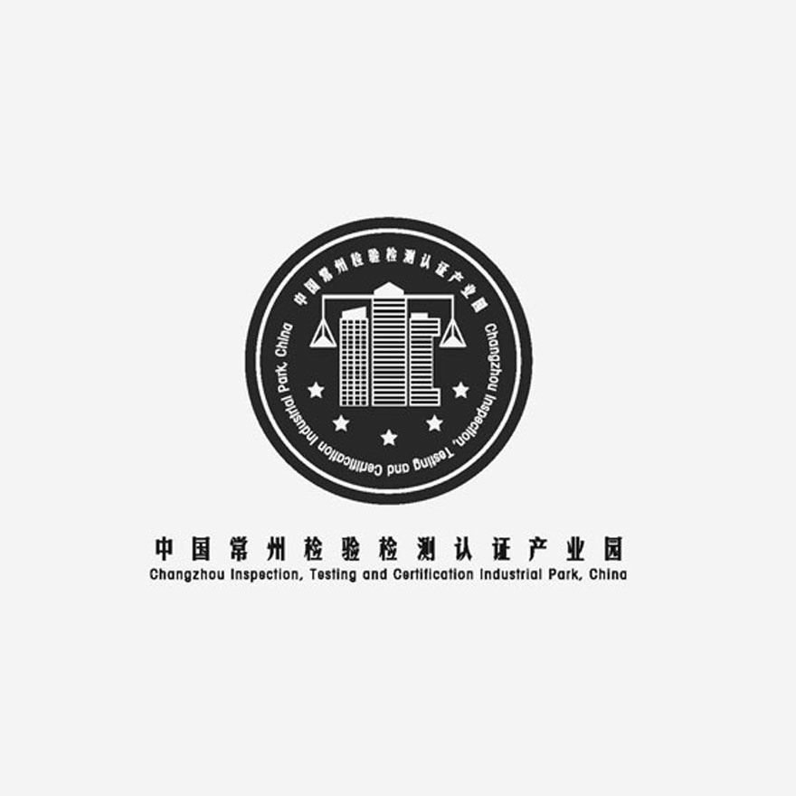 中国常州检验检测认证产业园 Logo